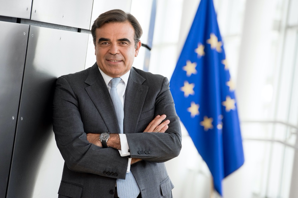 Commissioner Margaritis Schinas, © European Union, 2020