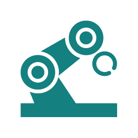 Industry 4.0 module icon